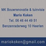 MK Bouwrenovatie & tuinvisie
