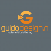 Guido Design reclame & belettering